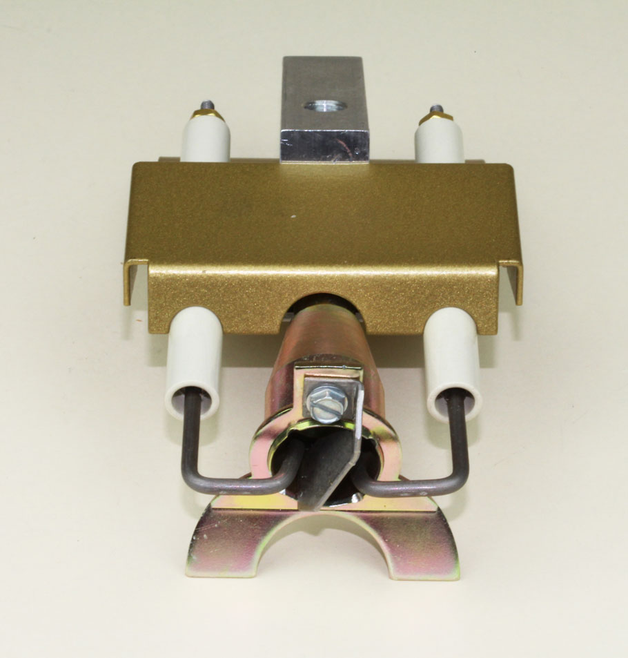 P/J-82 6460-00 Ignitor Assembly, (w/Two Electrodes)