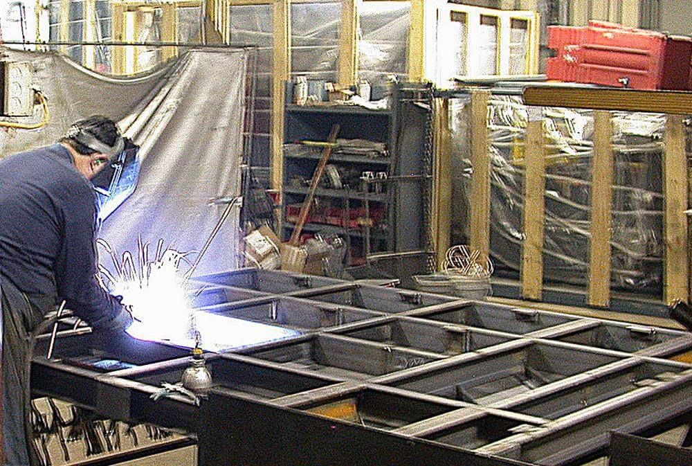 Annealing Burn-Off Ovens